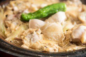 和食と豚みそ丼ちんばたのタマシャモ料理 イメージ